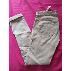 Jeans droit Maje  pas cher