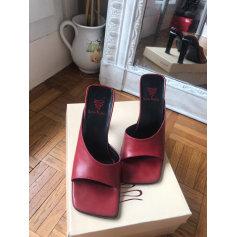 Sandales à talons Vero Cuoio  pas cher