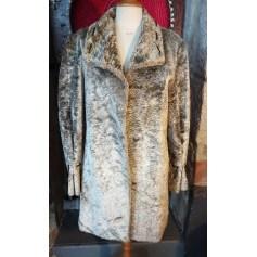 Manteau Galeries Lafayette  pas cher