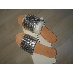 Sandales plates  Jonak  pas cher