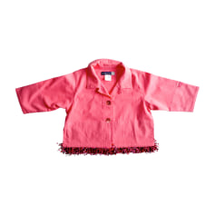 Blouse, Short-sleeved Shirt Jean Bourget