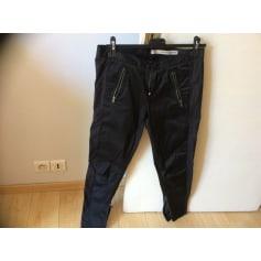 Pantalon slim, cigarette DKNY  pas cher