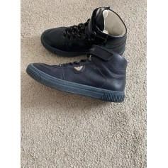 Chaussures à boucle Armani  pas cher