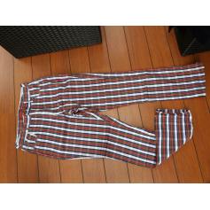 Pantalon droit marie kimberley  pas cher