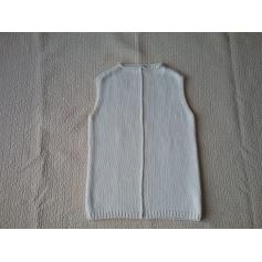 Pull Blanc Bleu  pas cher