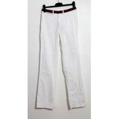 Pantalon droit Gant  pas cher