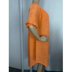 Robe mi-longue Colette  pas cher