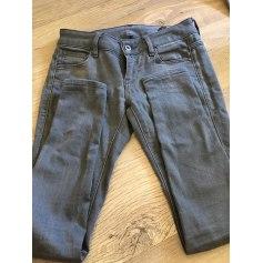 Jeans slim G-Star  pas cher