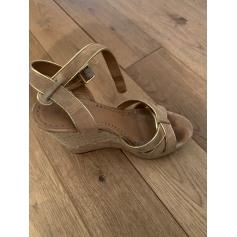 Sandales compensées Ash  pas cher
