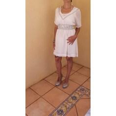Robe mi-longue Lynn Adler  pas cher