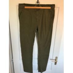 Pantalon slim United Colors of Benetton  pas cher