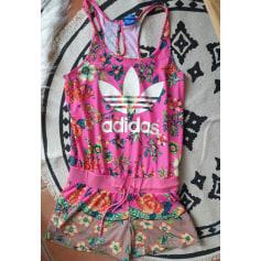 Combishort Adidas  pas cher