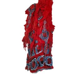 Robe mi-longue Save The Queen  pas cher
