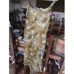 Robe mi-longue Honeybee Boutique  pas cher