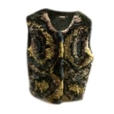 Gilet sans manches en fourrure Antik Batik  pas cher