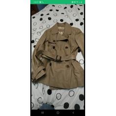 Manteau en cuir 3 Suisses  pas cher