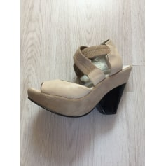Wedge Sandals Accessoire Diffusion