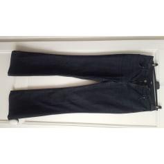 Jeans évasé, boot-cut Ober  pas cher