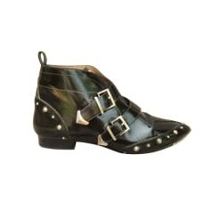 Bottines & low boots plates Iro  pas cher