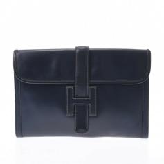 Lederhandtasche Hermès Jigé