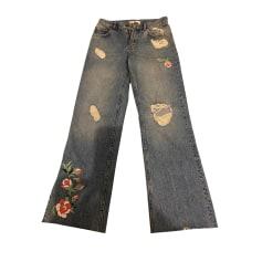 Wide Leg Jeans, Boyfriend Jeans Anine Bing