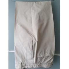 Pantalon slim, cigarette Paul Smith  pas cher