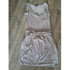 Robe courte redoute création  pas cher