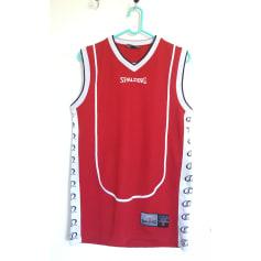 Tee-shirt Spalding & Bros  pas cher