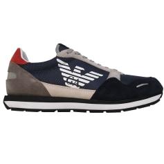 Chaussures de sport Emporio Armani  pas cher