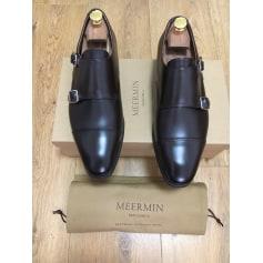 Chaussures à boucles Meermin  pas cher