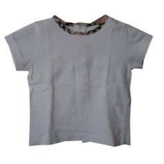 Top, tee shirt Burberry  pas cher
