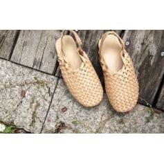Chaussures à boucle Sam & Louloute  pas cher