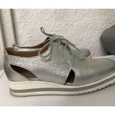 Chaussures à lacets  Galeries Lafayette  pas cher