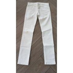 Jeans slim Chloé  pas cher