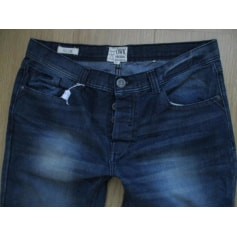 Jeans slim OWK  pas cher