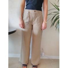 Pantalon droit Chipie  pas cher