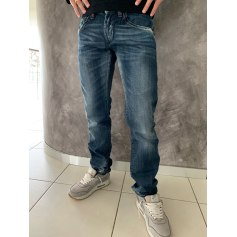 Jeans droit Energie  pas cher