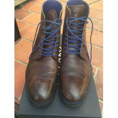 Chaussures à lacets Azzaro  pas cher