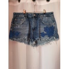 Denim Shorts Zara