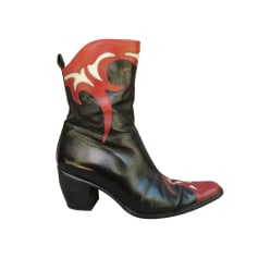 Biker Ankle Boots Sartore