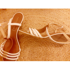 Sandales compensées San Marina  pas cher