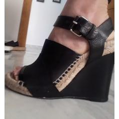 Sandales compensées Balenciaga  pas cher