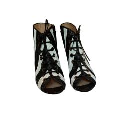 Bottines & low boots à talons Viktor & Rolf  pas cher