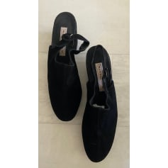Sandales compensées Nathalie M.  pas cher