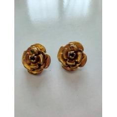 Boucles d'oreille Metal Pointu's  pas cher