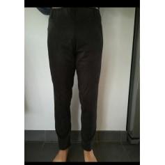Pantalon droit Ficelle  pas cher