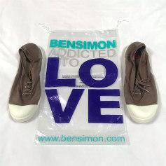 Baskets Bensimon  pas cher
