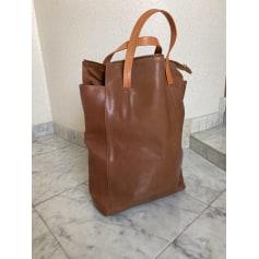 Lederhandtasche Massimo Dutti
