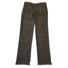 Pantalon slim Incotex  pas cher