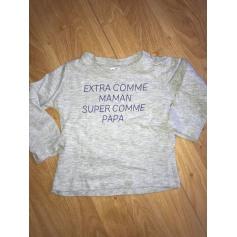 T-shirt Mots D'enfants- Leclerc